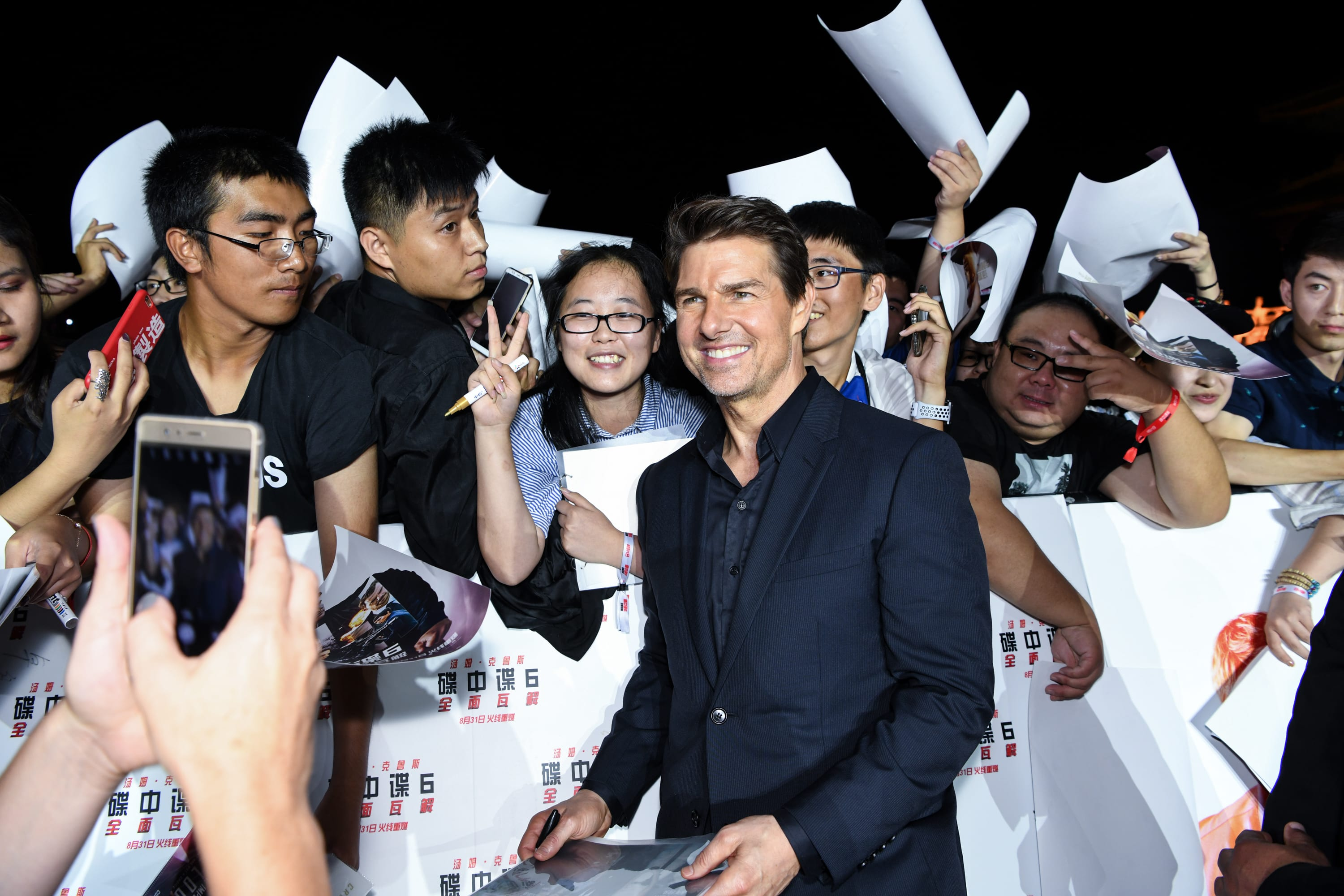 China's Box Office Will Be Leading Market In 2020, Surpassing The U.S.