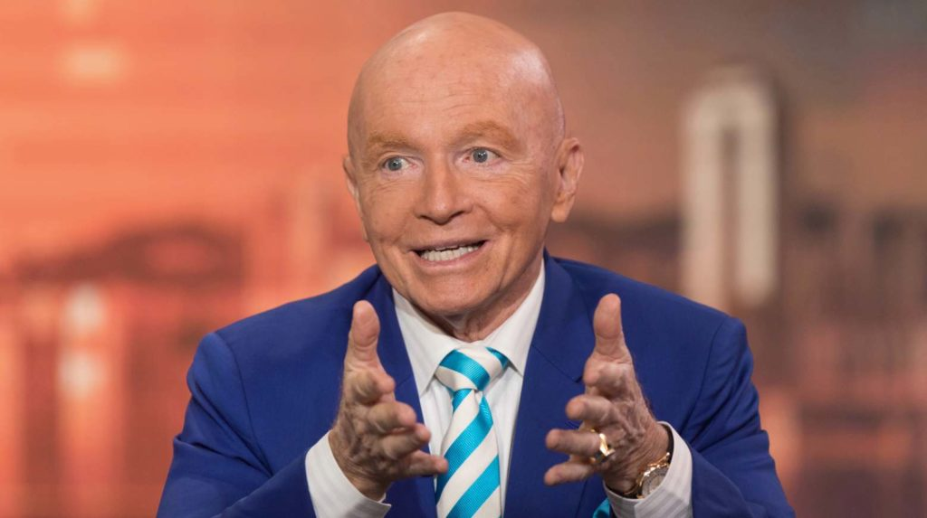 "Moody's Demote Of India's Outlook Is ""Flawed"" Says Mark Mobius"