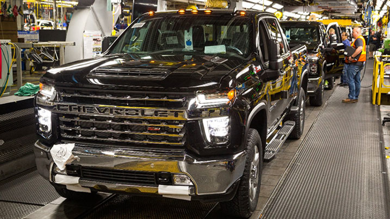 General Motors to invest in the pickup trucks production