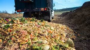 Massachusetts farmers find unique way of converting food waste to electricity.