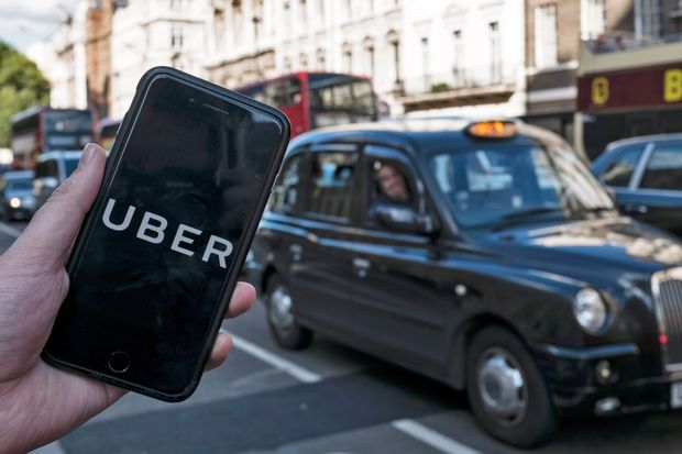 Uber facing a ban from roads in London