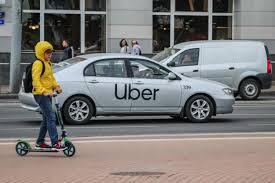 Uber Shares Go Up After Positive Profitability Forecast