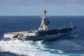 United States carrier comes under criticism as per report